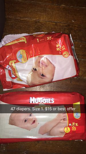Diapers for Sale in Montello, WI