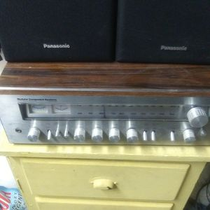 VINTAGE MCS 3222 STEREO RECEIVER for Sale in El Paso, TX