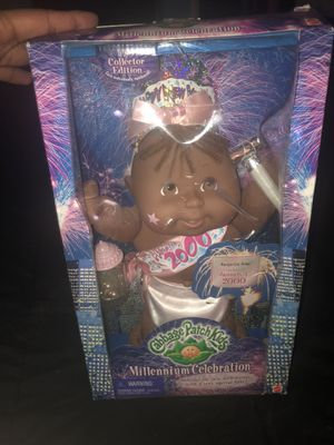 cabbage patch millennium doll new in box ! for Sale in St. Louis, MO