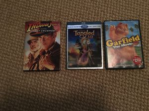 3 dvds for Sale in Sun City, AZ