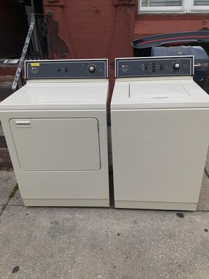 Washer and dryer Electric for Sale in Philadelphia, PA