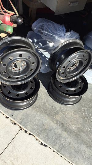 4- 5x100 15inch Rims for sale. for Sale in Twin Falls, ID