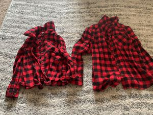 Flannels for kids for Sale in Clovis, CA