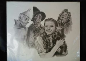 Wizard of Oz picture for Sale in Lincoln, NE