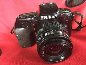 Nikon film camera for Sale in Pasadena, TX
