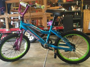 Dynacraft Girls' Bicycle - 18 inch for Sale in Federal Way, WA