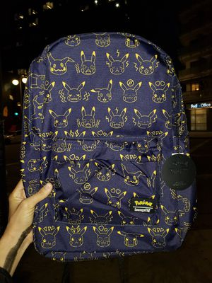 Pokemon Limited Edition backpack for Sale in Los Angeles, CA
