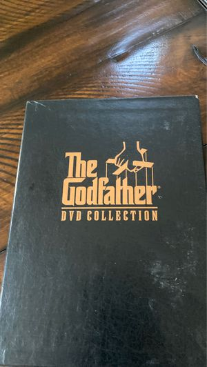 Godfather DVD collection for Sale in Brentwood, CA
