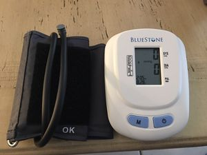 Digital blood pressure and heart rate arm cuff. New for Sale in Arlington, TX