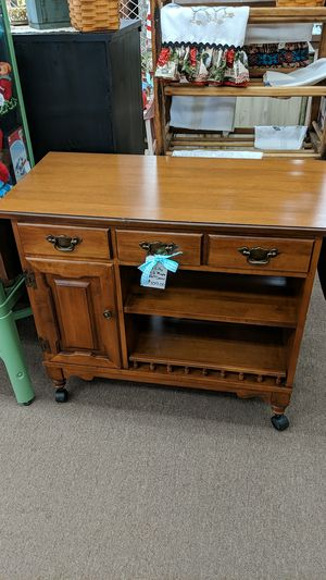 Tell City Solid Maple Buffet Server for Sale in Mesa, AZ
