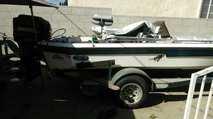 1993 champion bass/ski/family boat 21foot for Sale in Los Angeles, CA