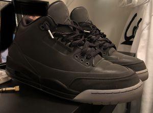 Jordan 3 Retro 5Lab Size 9.5 for Sale in Atlanta, GA
