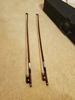 Full size violin bow $30 each for Sale in Clifton, VA