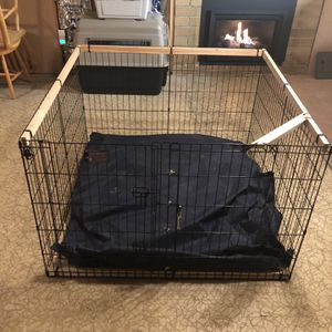 Dog Pen And Crates For Sale for Sale in Mountlake Terrace, WA