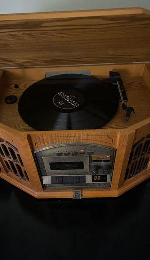 Thomas Pacconi Classics record/cassette/cd/radio player. for Sale in Orlando, FL