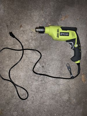 Ryobi 7.5-Amp Heavy-Duty Variable Speed Reversible Hammer Drill for Sale in West Des Moines, IA