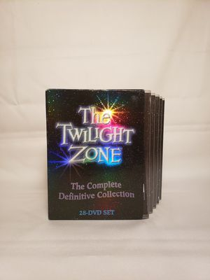 The Twilight Zone - all seasons on DVD for Sale in Portland, OR
