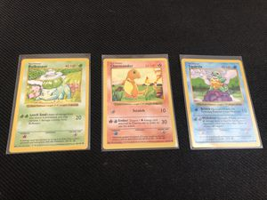 Pokemon Cards - Base Set Shadowless - Collection for Sale in Winter Garden, FL