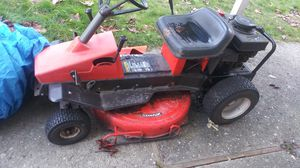 Ride on lawn mower for Sale in Everett, WA