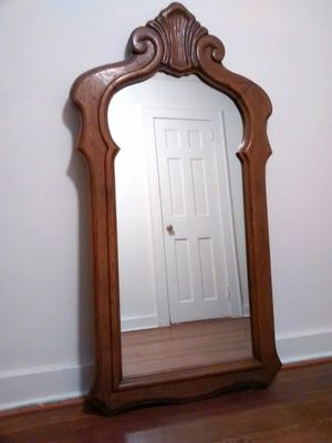 Tall Framed Mirror for Sale in Glen Cove, NY