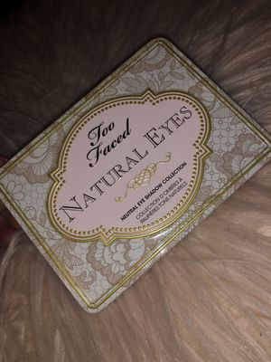 Too Faced Natural Eyes Palette for Sale in Clifton, VA