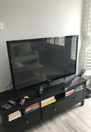"""Samsung 55"""" plasma tv for Sale in Arlington, VA"""