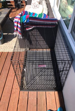 XL DOG CAGE for Sale in Oceanside, CA