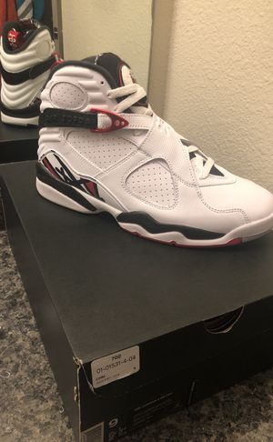 Jordan retro 8 alternate size 9 $250 for Sale in Dallas, TX