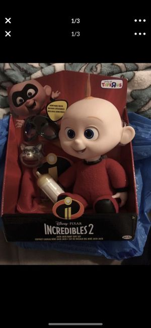Disney incredibles for Sale in Whittier, CA