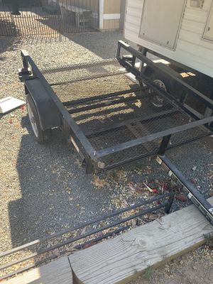 4x6 Trailer - Title In Hand for Sale in Riverside, CA