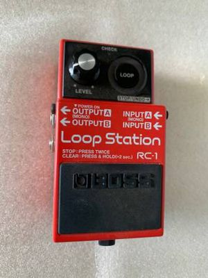 Boss RC-1 Loop Station pedal it like new condition for Sale in Honolulu, HI