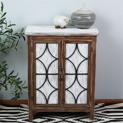 Decorative Double Door Wood Cabinet On Sale~ for Sale in City of Industry,  CA