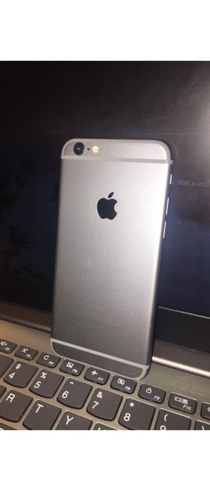 (30 DAY WARRANTY) 💥Space Gray iPhone 6 16GB💥 for Sale in Washington, DC