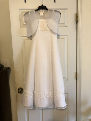 Girl's dress for wedding or pageant for Sale in Raleigh, NC