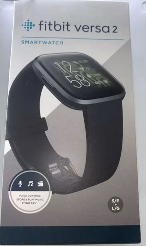 Fitbit versa 2 for Sale in Brockton, MA