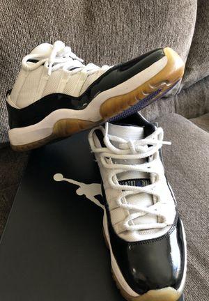 Jordan concord low 11 size 10 for Sale in Renton, WA