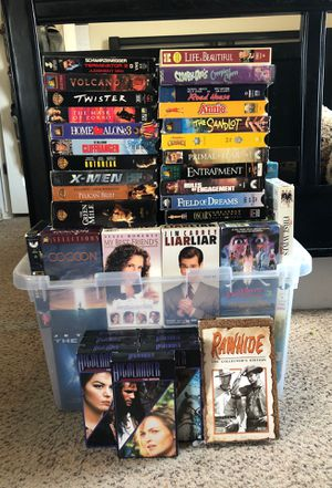 VHS tapes Classics for Sale in San Antonio, TX