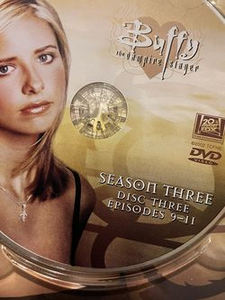 Buffy The Vampire Slayer Season 3 DVD Set for Sale in Fort Worth,  TX