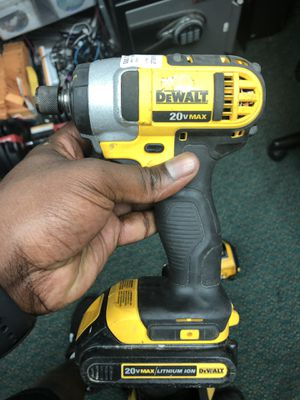 Impact Drill, Tools-Power Dewalt .. Negotiable for Sale in Baltimore, MD