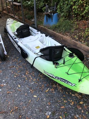 Malibu two XL ocean kayak (tandem) for Sale in Lynnwood, WA