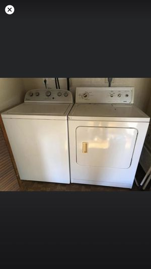 Washer and electric dryer can deliver for Sale in Antioch, CA