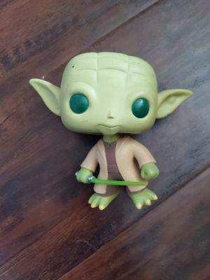 Funko Yoda for Sale in San Leandro, CA