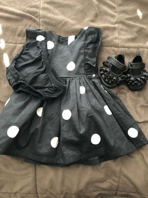 Infant girl dress set for Sale in Dallas, TX
