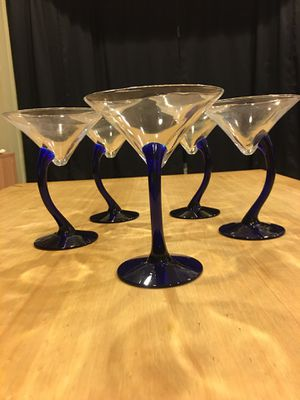 Martini / Cocktail Glasses for Sale in Middle Island, NY