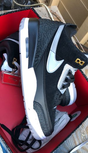 Jordan's. 3 retro. Size. 10.5. Brand. New. for Sale in Sacramento, CA