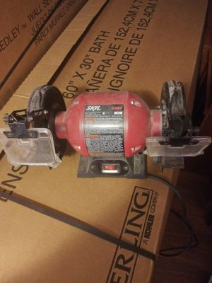 Skil bench grinder for Sale in Montandon, PA