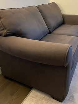 Gray Loveseat for Sale in Brooklyn,  NY