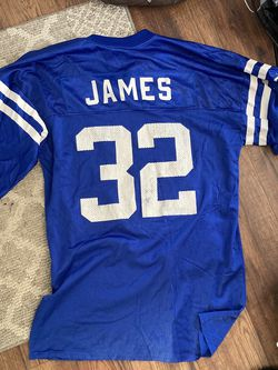 Antique Edgerine James Jersey From When He Played for Sale in Indianapolis,  IN