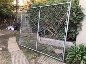 Chain link gate for Sale in Los Angeles, CA