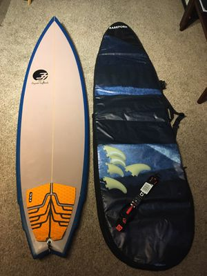 Surfboard surf board for Sale in Lake Grove, OR